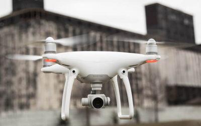 ¿Cuánto cuesta grabar un video con dron?